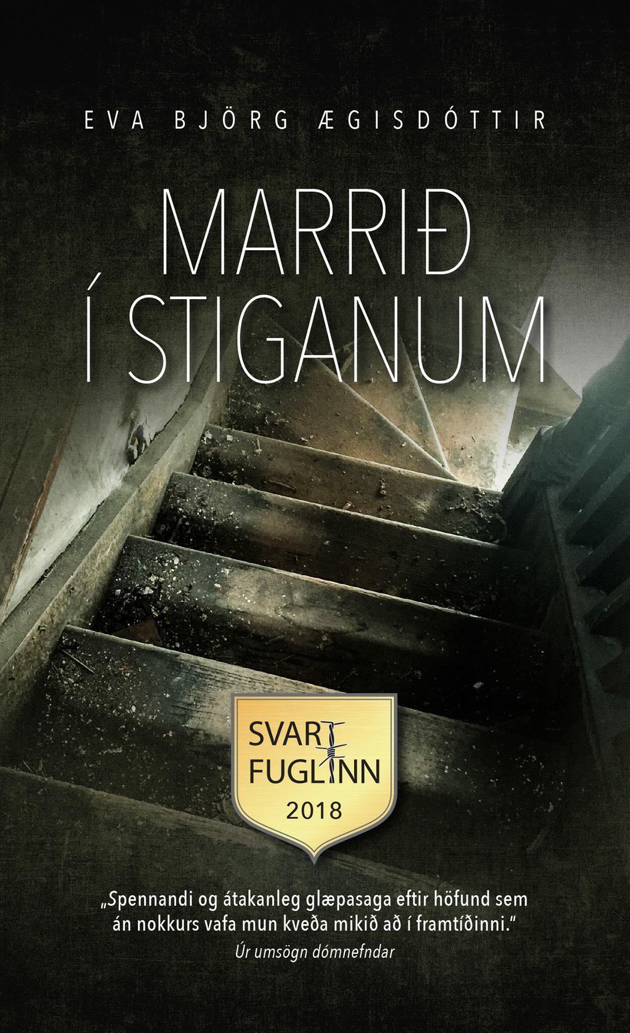 Vann fyrsta Svartfuglinn2-Marrið í stiganum